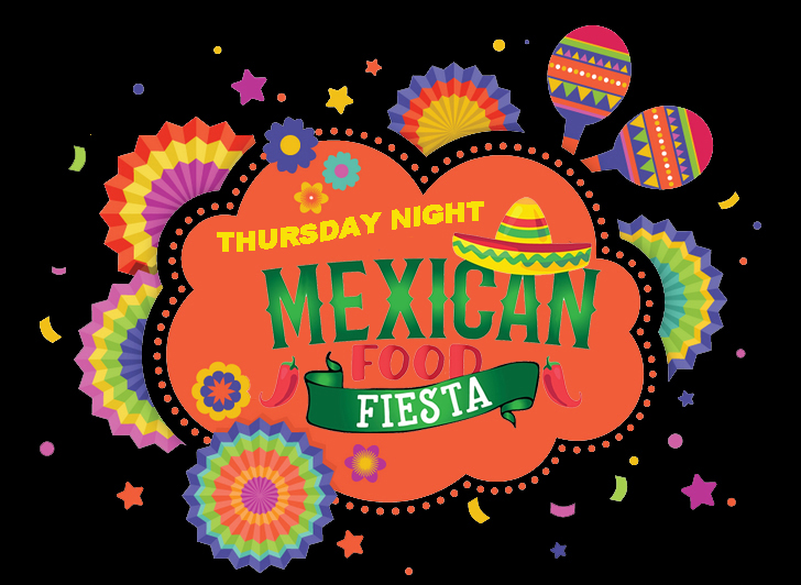 Fiesta Thursday Night at Rally In The Pines